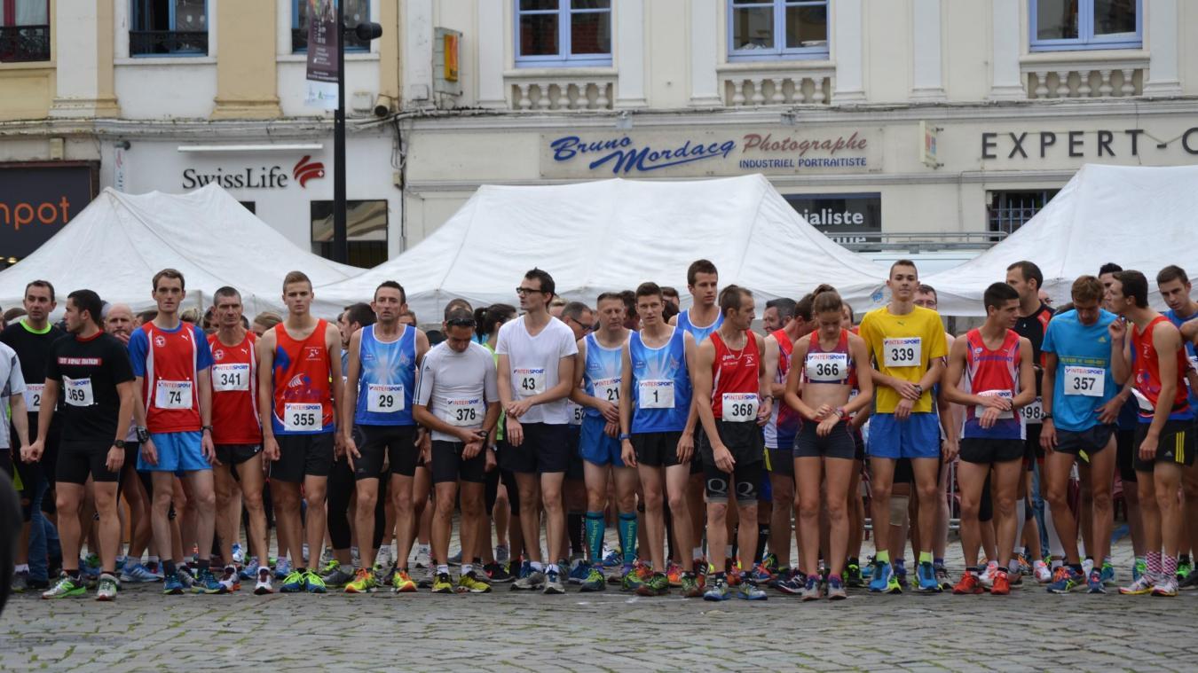 Aire-sur-la-Lys : Les courses de l'Andouille font courir le centre-ville