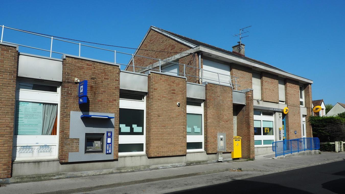 Outreau : le bureau de poste fermé du 5 septembre au 4 décembre