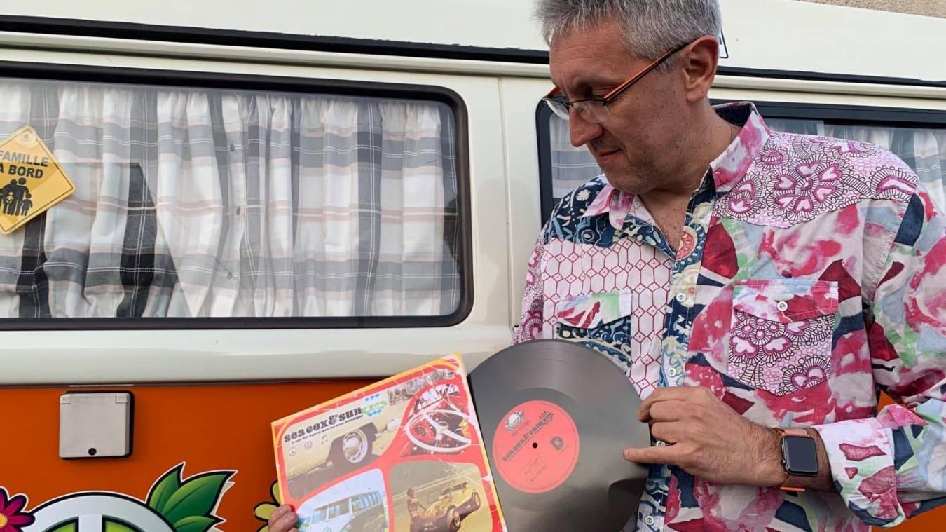Olivier Rouliat, l'organisateur, compte sur le public pour jouer le jeu et plonger dans l'ambiance du célèbre festival de musique.