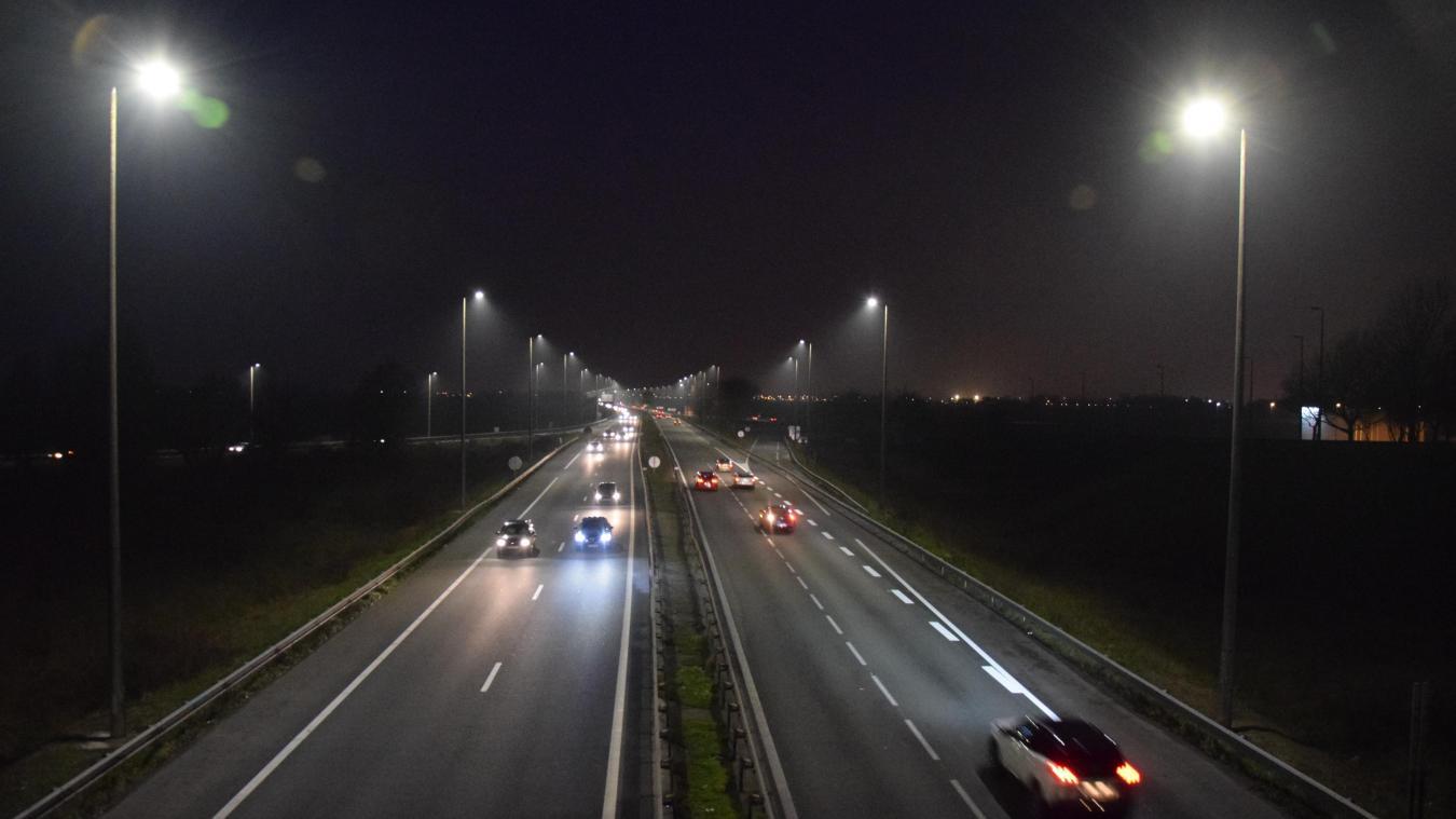 Des travaux de nuit auront lieux sur l'A25 à hauteur de Bailleul, d'Armentières et d'Erquinghem-Lys.