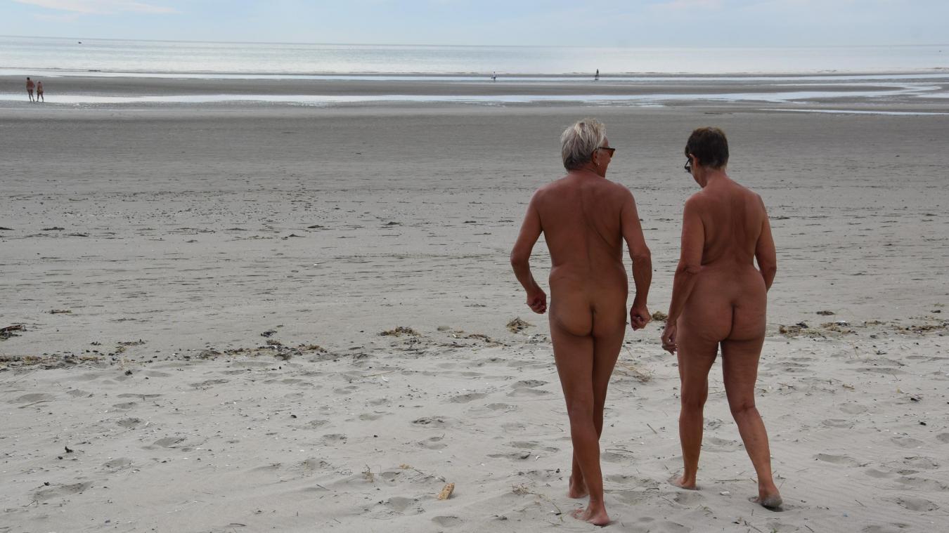 L'AGABS organise régulièrement des événements sur la plage de Berck. Mais cette fois ils franchissent un cap avec les premières Foulées Naturistes.