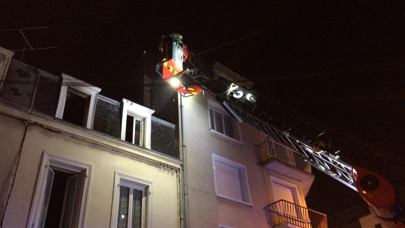 Boulogne-sur-Mer : deux incendies rue du Bras d'or et allée de l'Alma au cours de la nuit