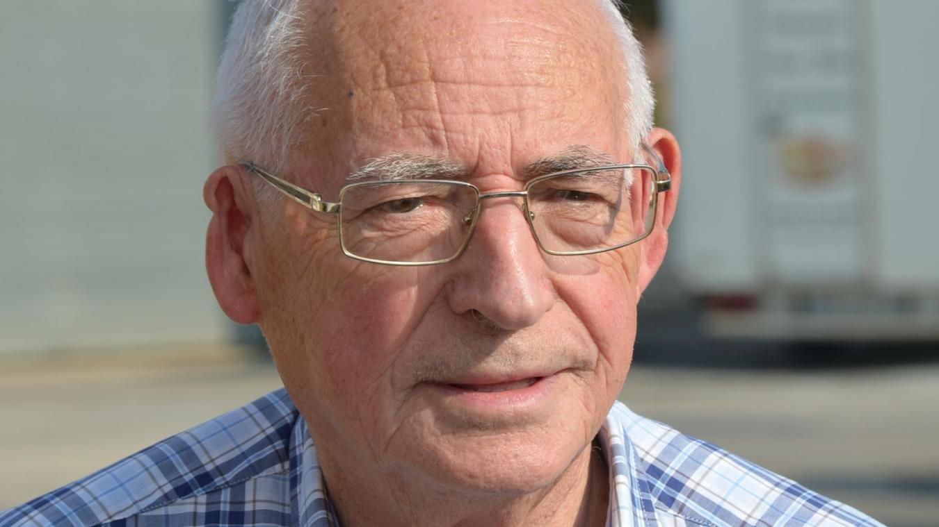 Alain Chevalier, un maire très investi pour ses concitoyens, élu depuis 37 ans.