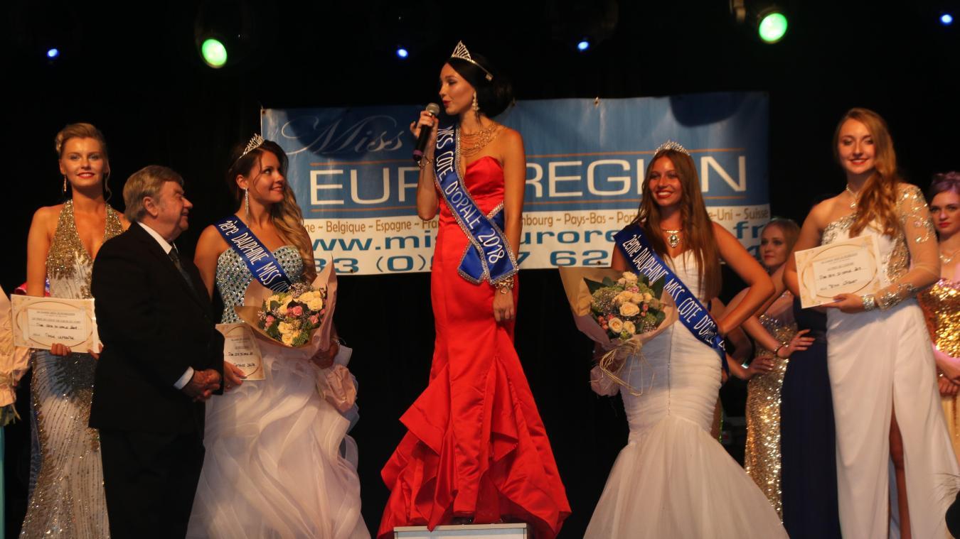 En 2018, c'est Miss Côte d'Opale qui a gagné l'élection. Peut-être que Miss Bassin minier la gagnera cette année.