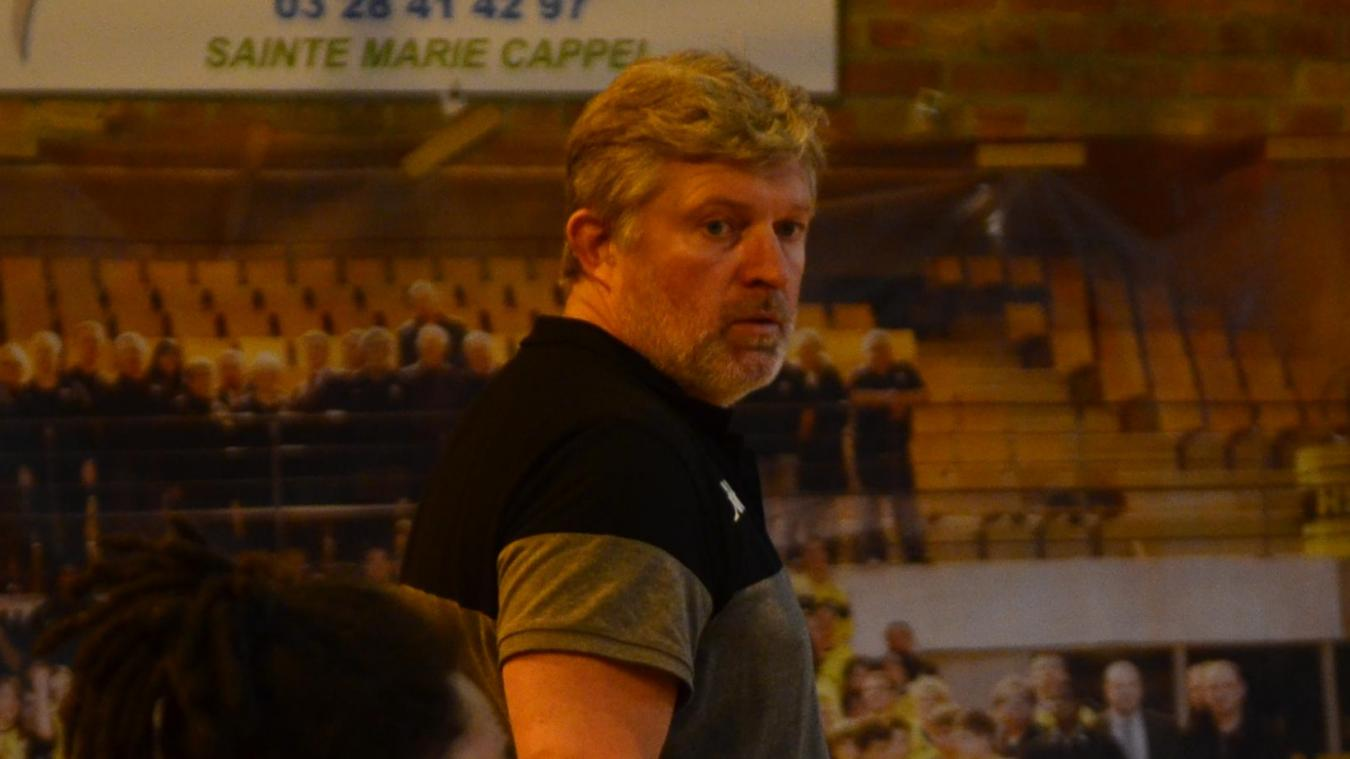 Hervé Martin rempile pour une saison à coacher les Hazebrouckois et livre les ambitions de la saison 2019-2020.