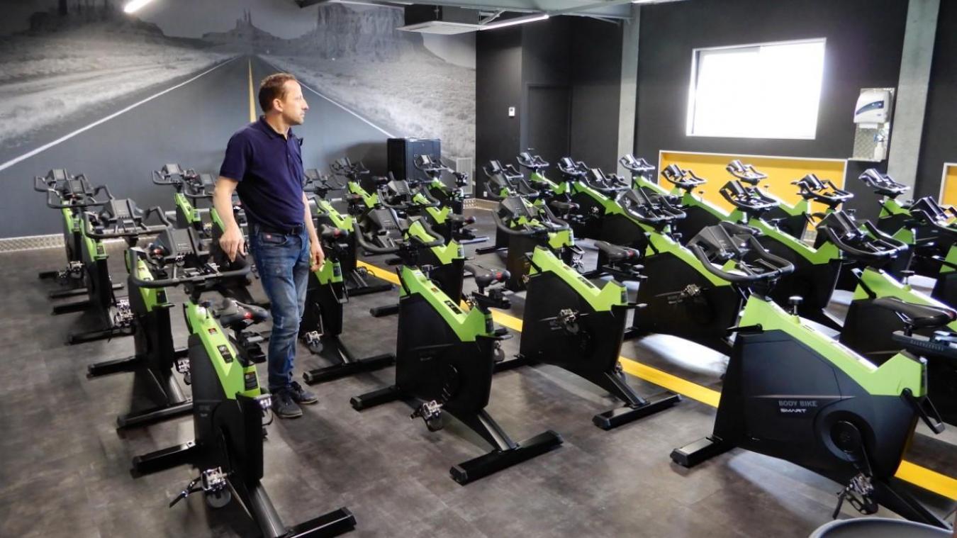 Your fitness propose beaucoup d'activités.