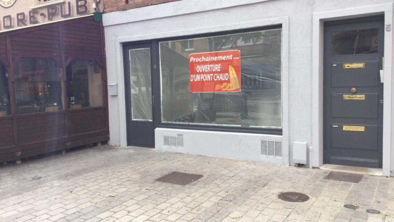 Le magasin Pause dej' s'installera dans les anciens locaux de L'Alimentation du Reuze. Les clients pourront se procurer des sandwichs à toute heure.