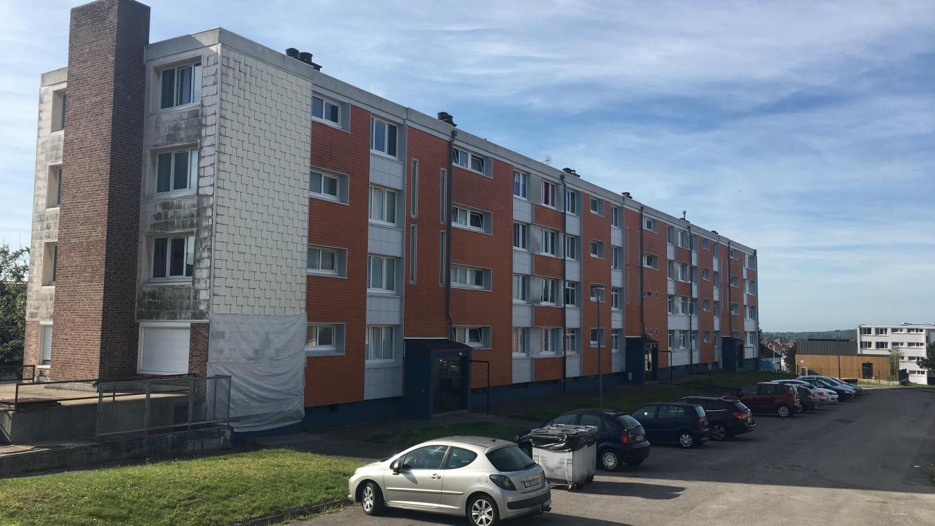 Dans les années 2000, la quartier de la Pierre Trouée avait déjà connu un vaste programme de rénovation.