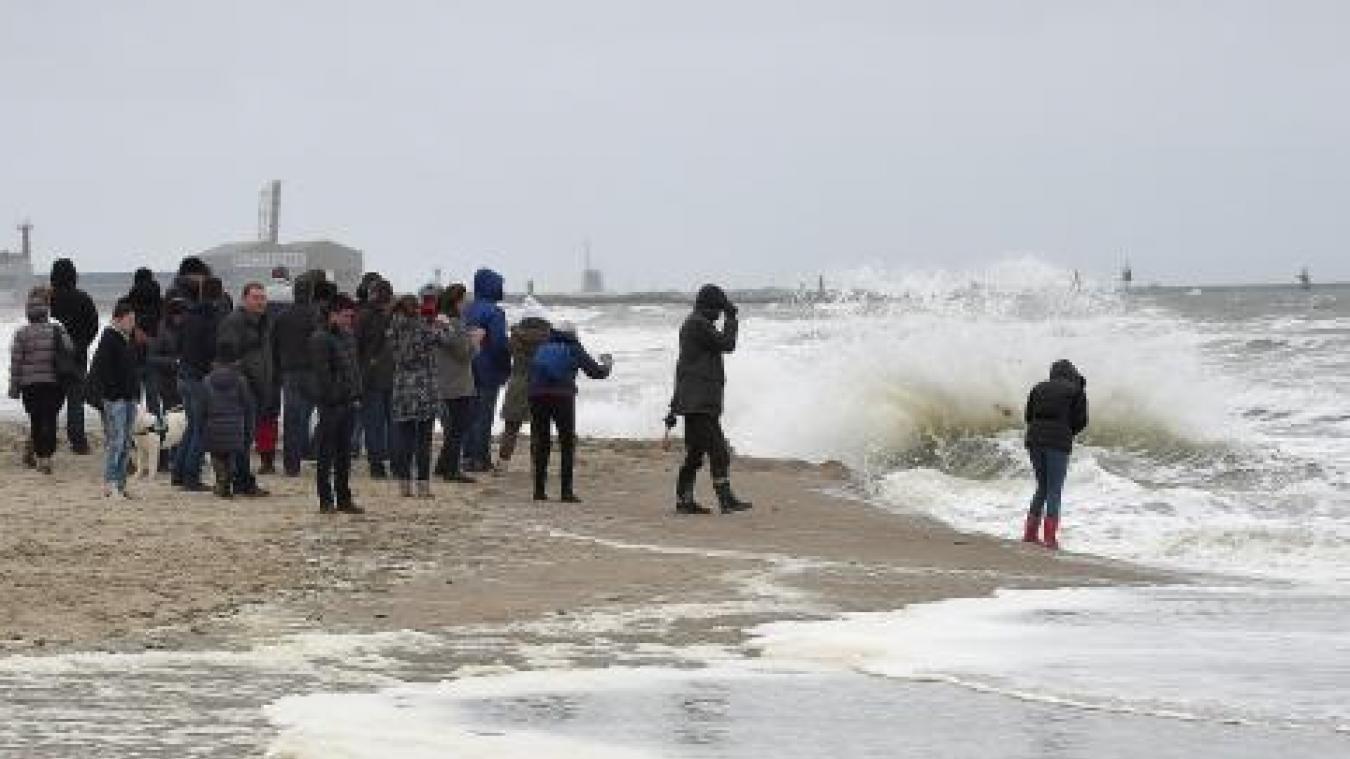 Le coefficient de marée devrait atteindre 113 le dimanche 1 er  septembre 2019.