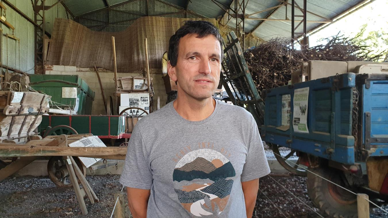 Jacques-Marie Choquet a rassemblé des milliers de pièces documentant la vie rurale artésienne d'autrefois.