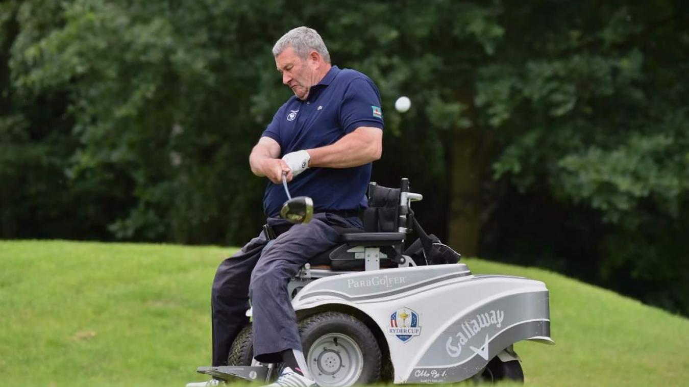 24 handigolfeurs participeront à la compétition, accompagnés de 24 golfeurs.