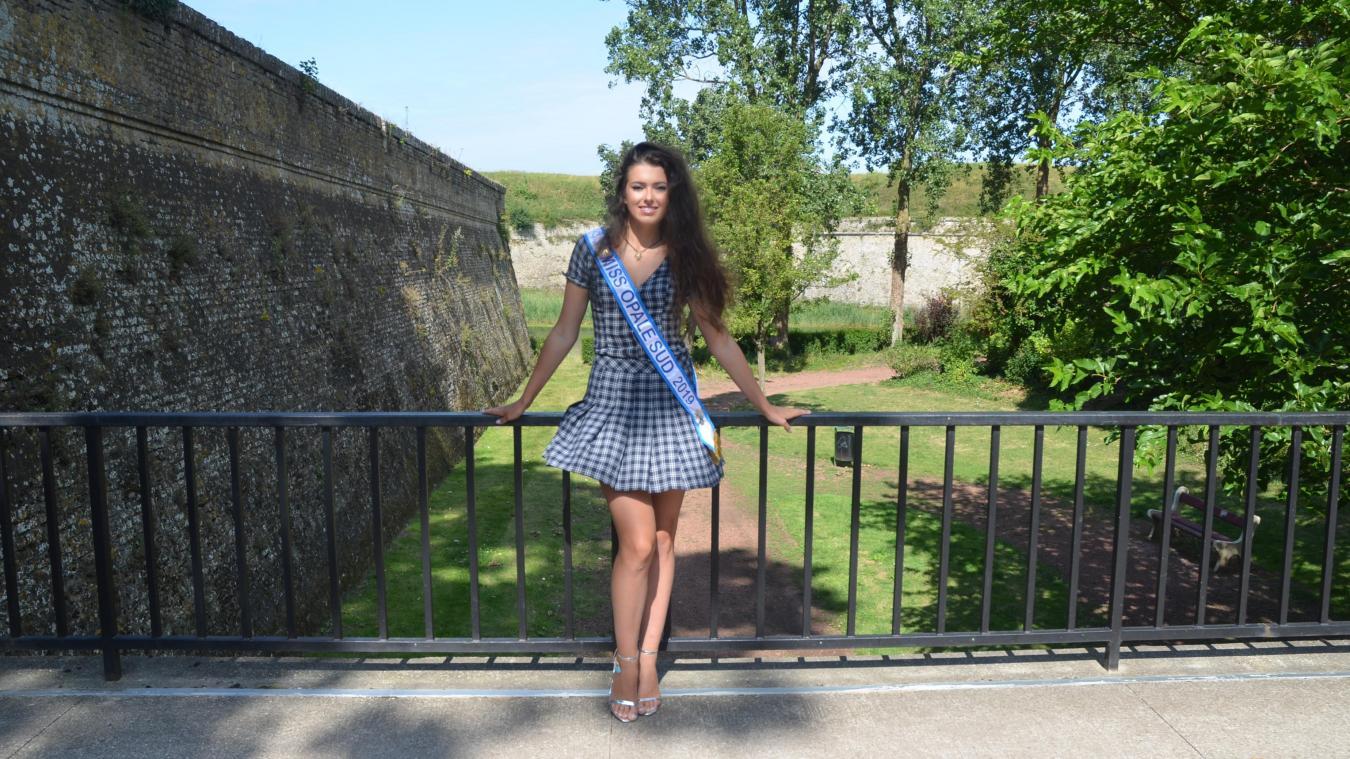Calaisienne d'origine, Emma Boutoille défend les couleurs d'Opale Sud et rêve de couronne régionale.