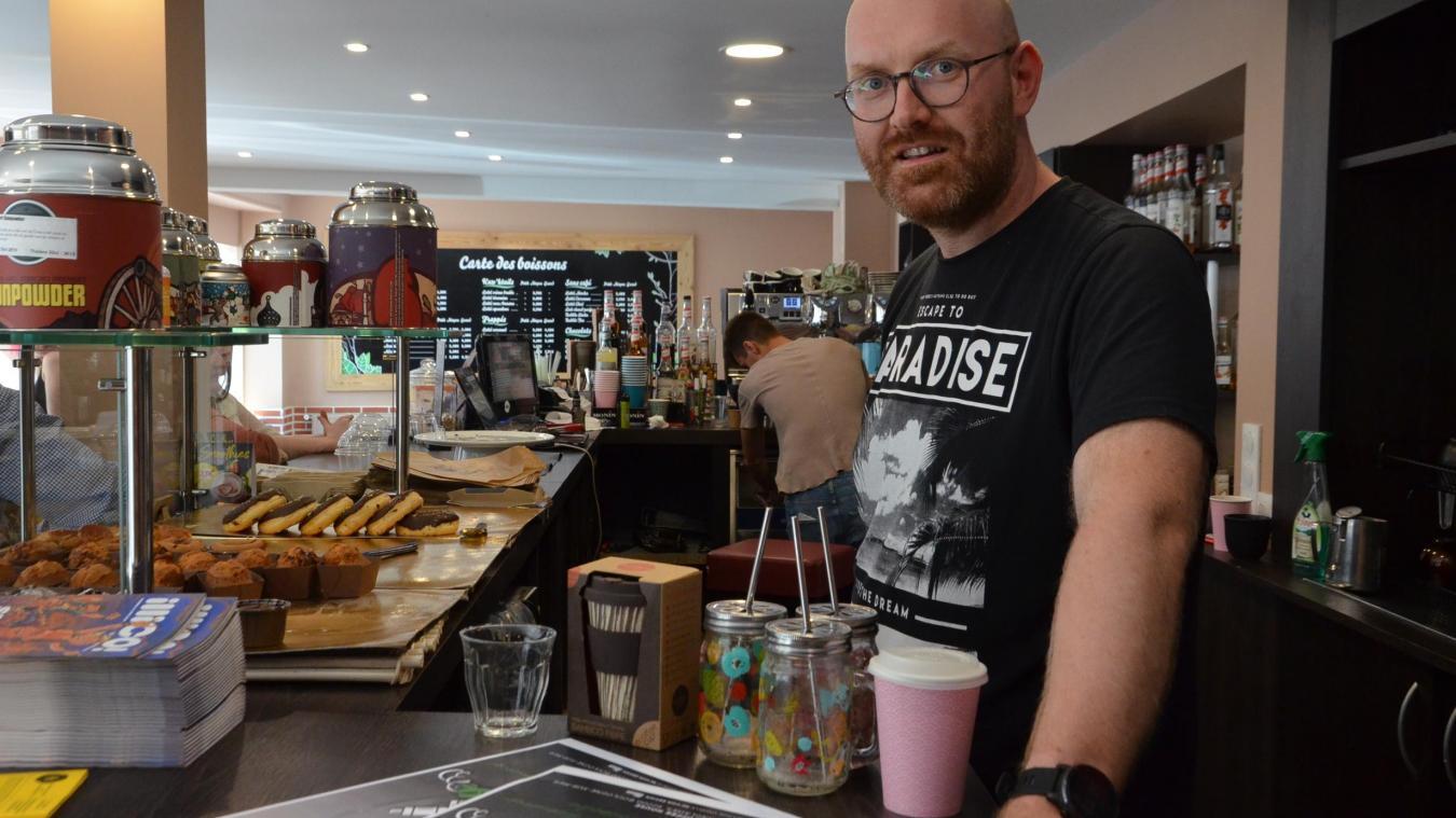 Au Kawa Coffee House, mais aussi Chez Marcelle, Pom'Cannelle et d'autres enseignes, on cherche des solutions pour réduire les déchets et le plastique.