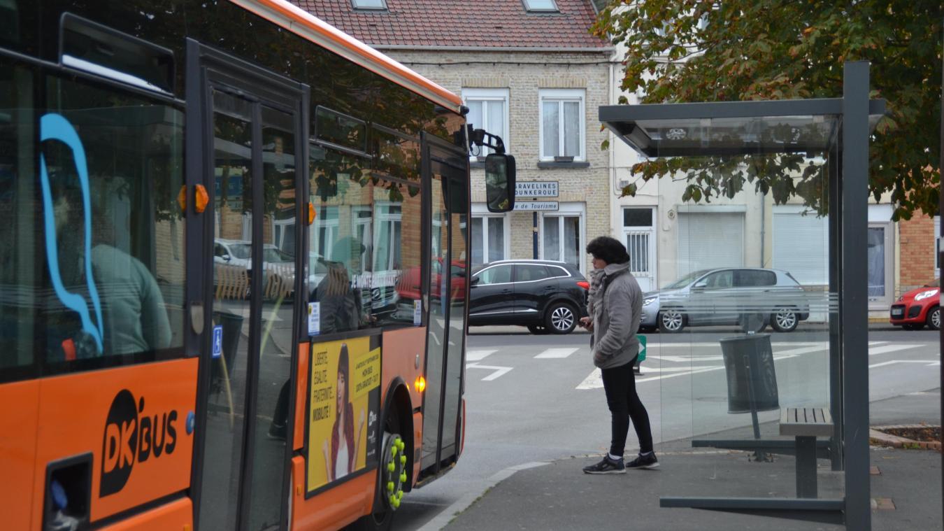 À Bourbourg, la gratuité des bus a eu un effet bénéfique sur la fréquentation.