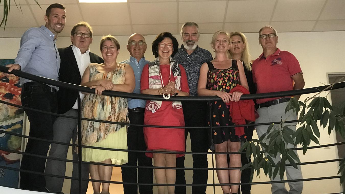 Didier Tiberghien prépare une liste de rassemblement avec Catherine Depelchin pour les municipales 2020 à Hazebrouck.