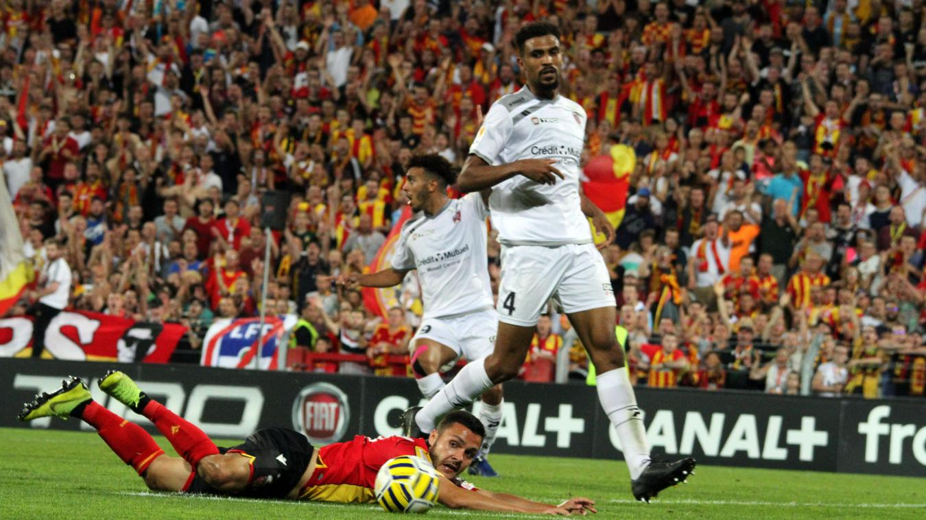 Le RC Lens reste sur trois matches sans victoire en championnat.