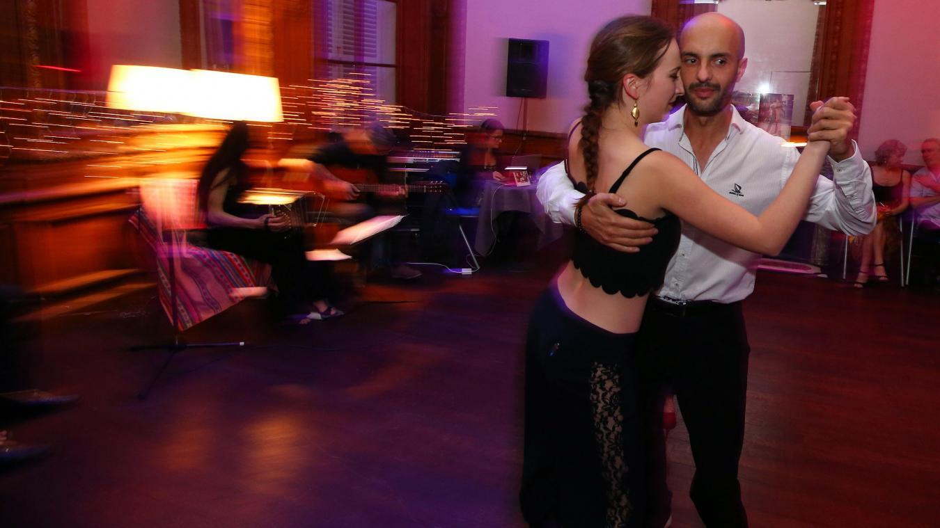 Des cours de danses sportives figurent parmi les nouveauté de cette rentrée.