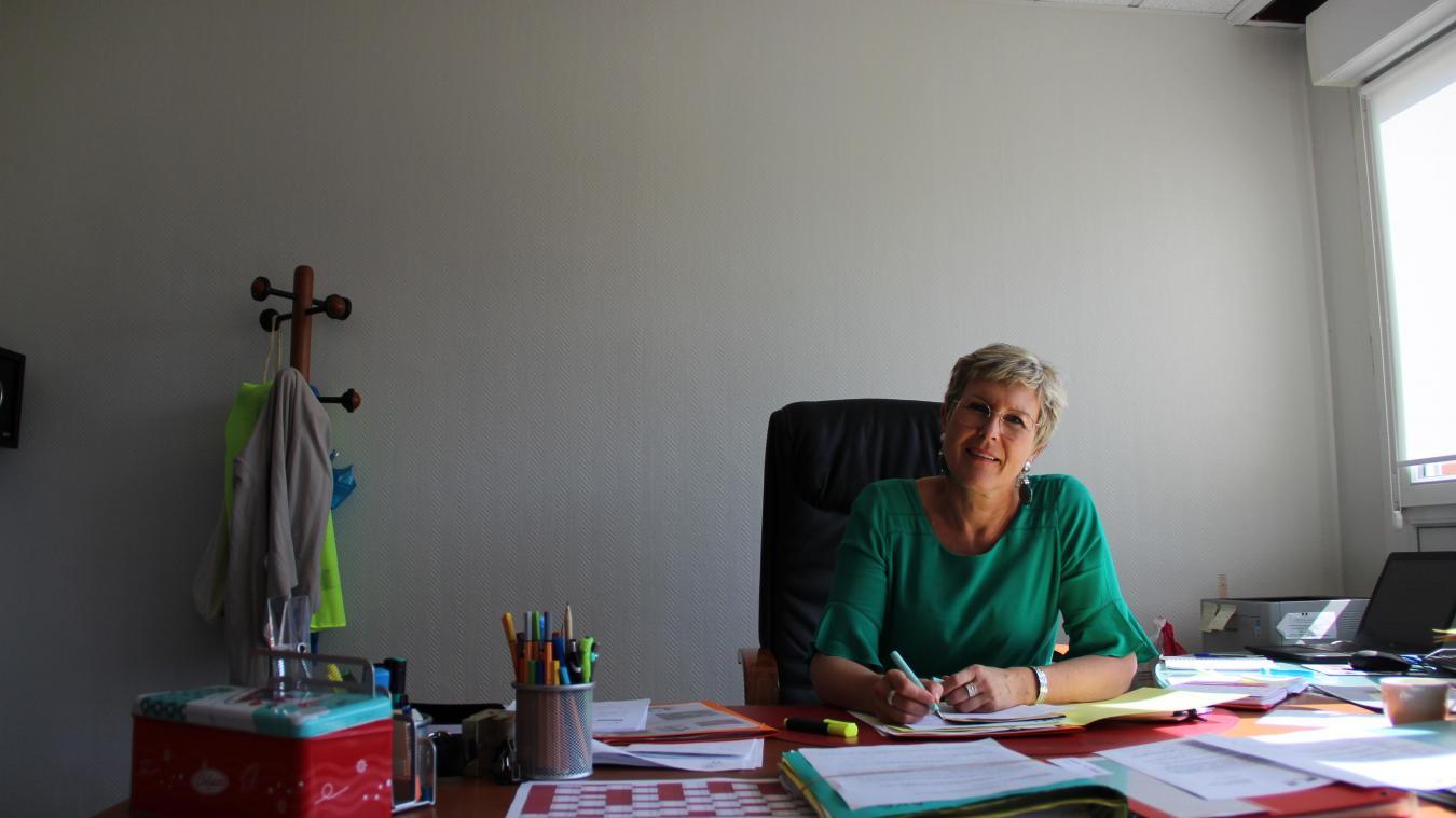 Bruay-la-Buissière: une nouvelle principale au collège Camus