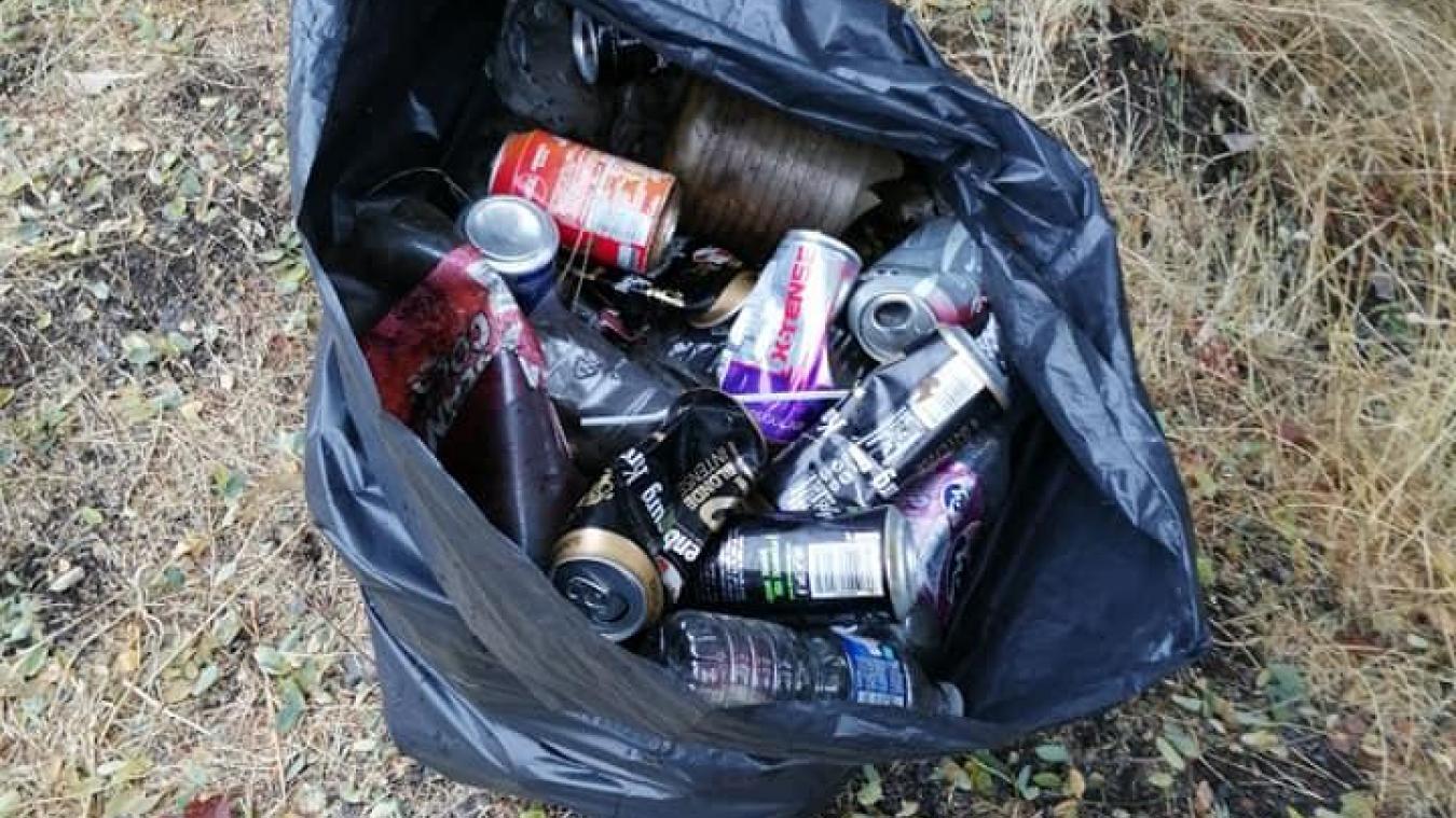Nœux-les-Mines : encore trop de déchets aux pieds des containers
