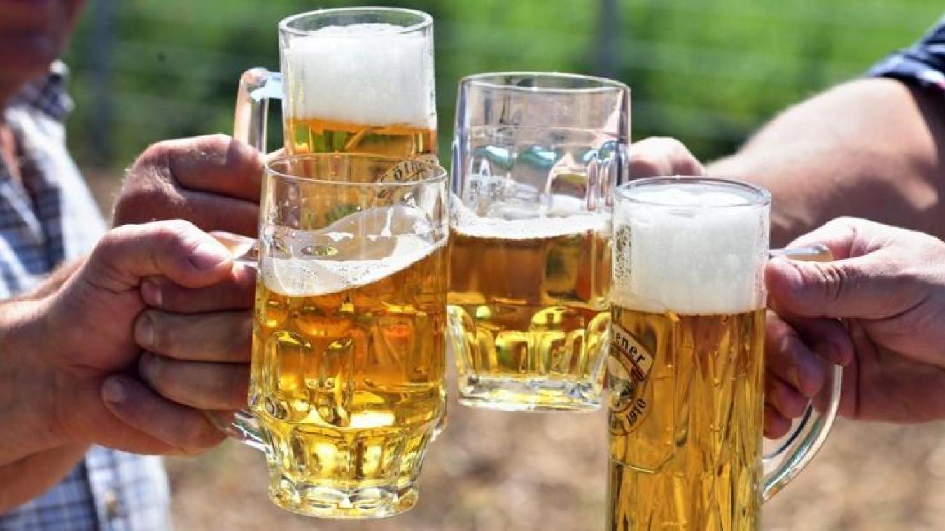 Tout au long du week-end, il sera possible de déguster de nombreuses bières différentes, souvent issues de brasseries régionales.