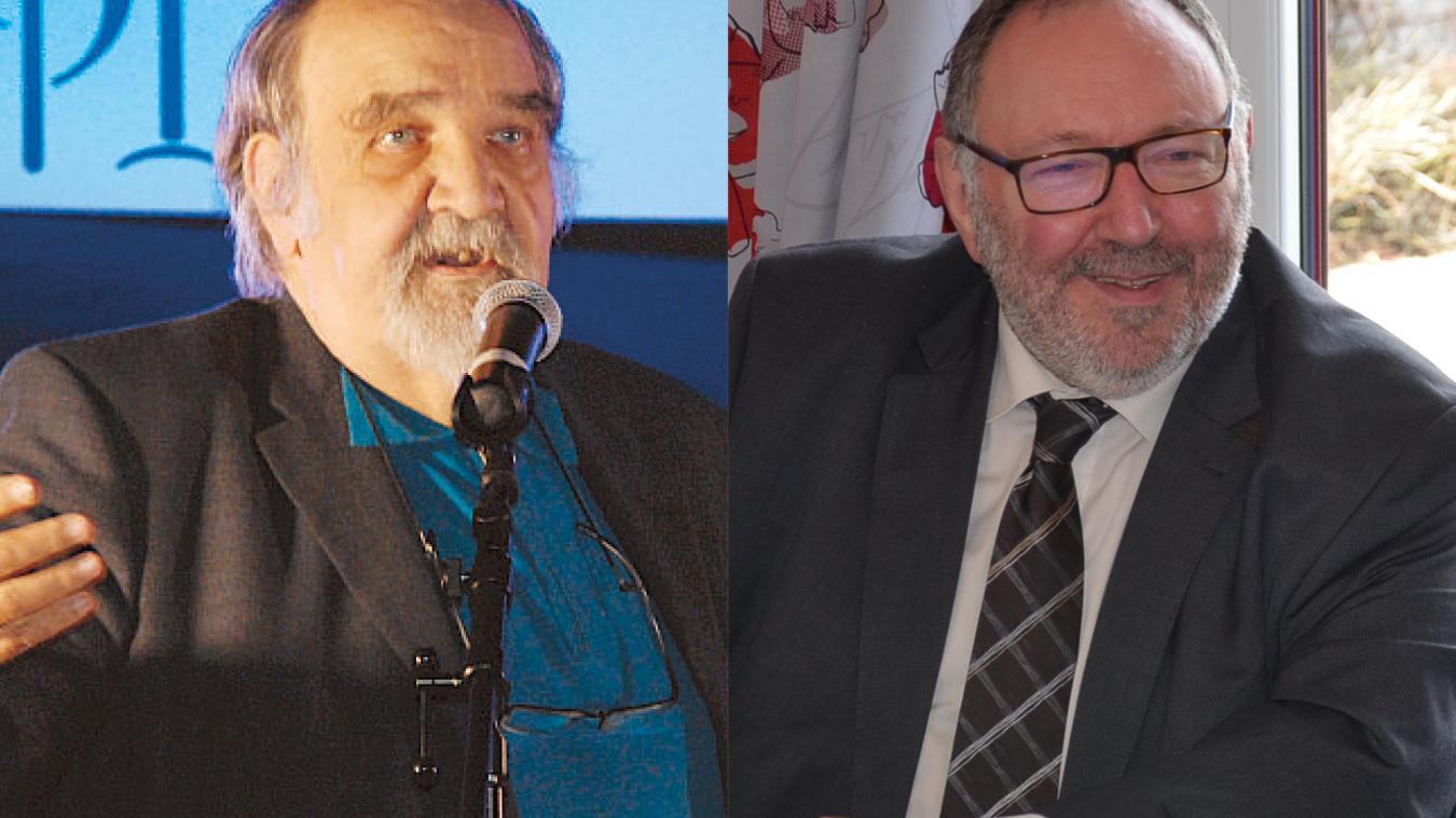 Pour rappel, les villes ont dû revoter pour ou contre le Fonds de péréquation proposé par l'Agglomération car Jacques Napieraj (à gauche sur la photo) avait voté contre lors du conseil communautaire du mercredi 26 juin.