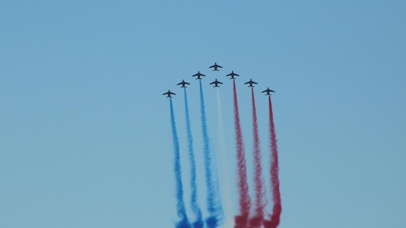 Calendrier De Lavent Essence 2020.Le Meeting Aerien Revient Encore Plus Fort En 2020