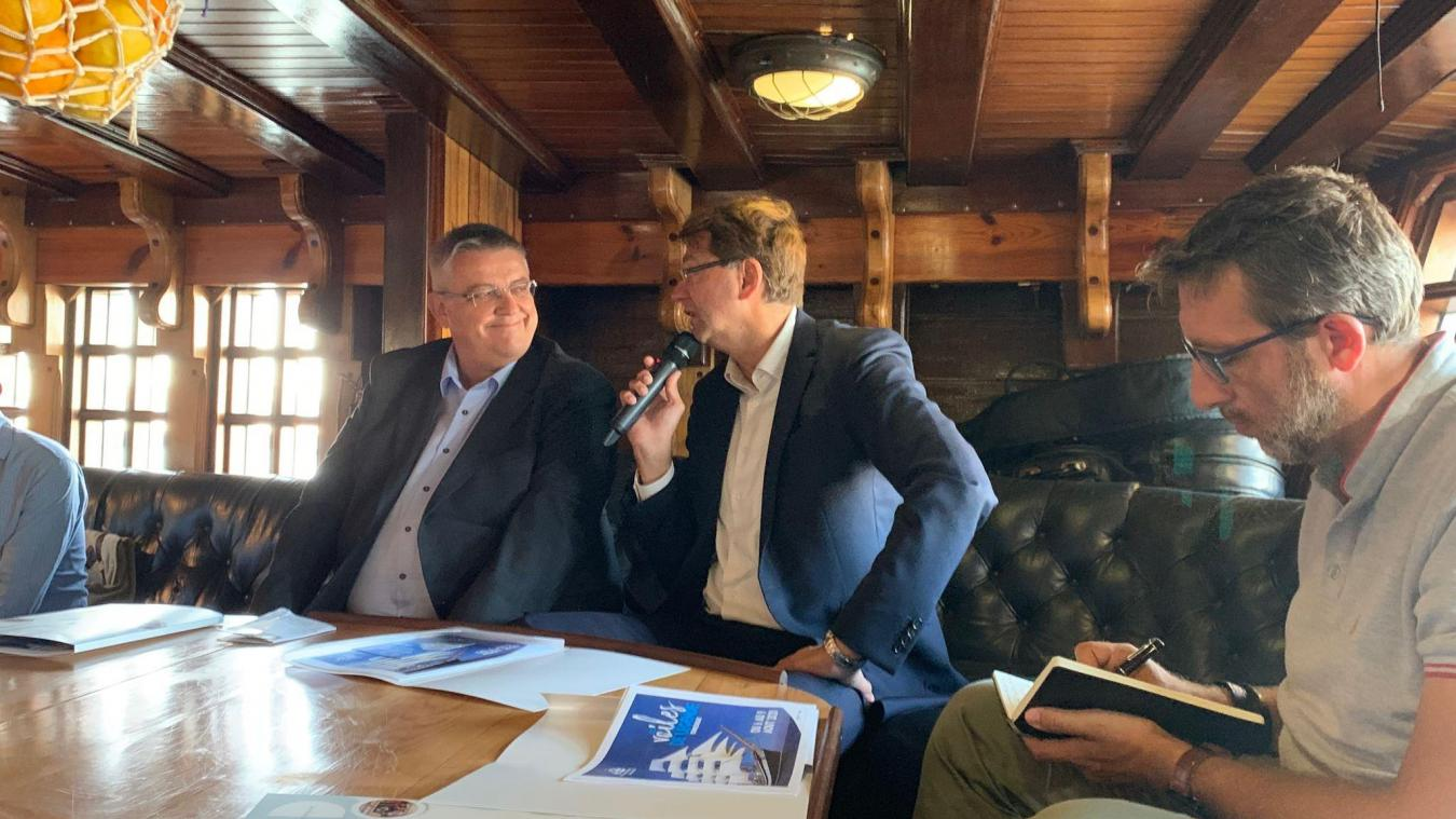 40 bateaux attendus à Dunkerque en 2020