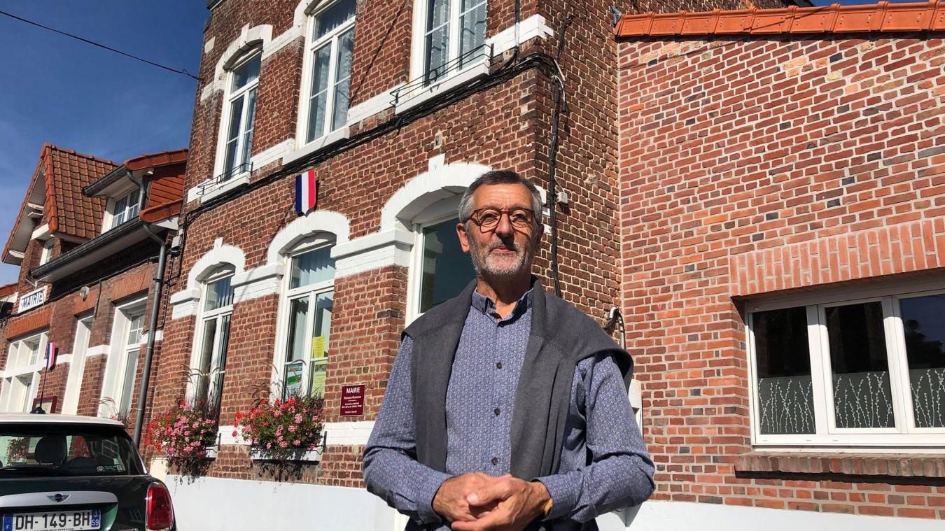 Haverskerque : le maire raccrochera son écharpe