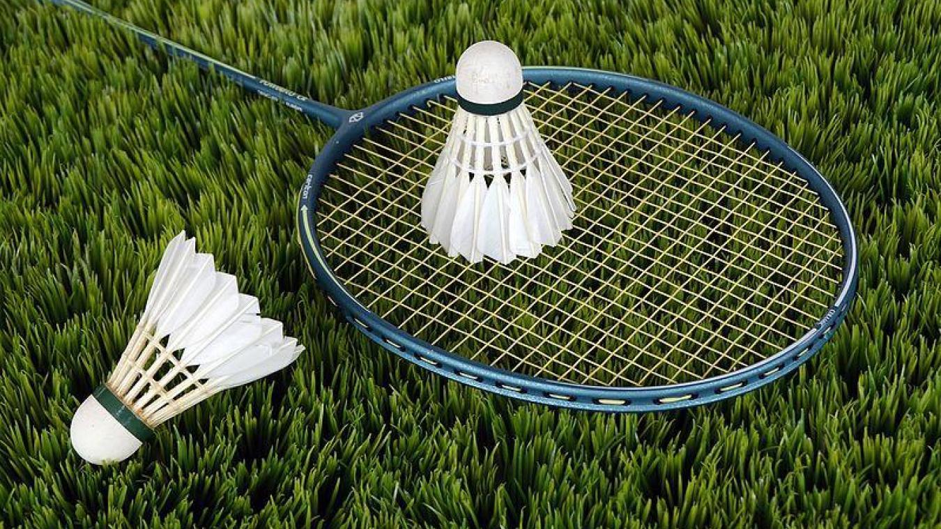 Le club de badminton fera une démonstration, samedi, à l'occasion du premier forum des associations d'Arnèke.  (photo d'illustration)