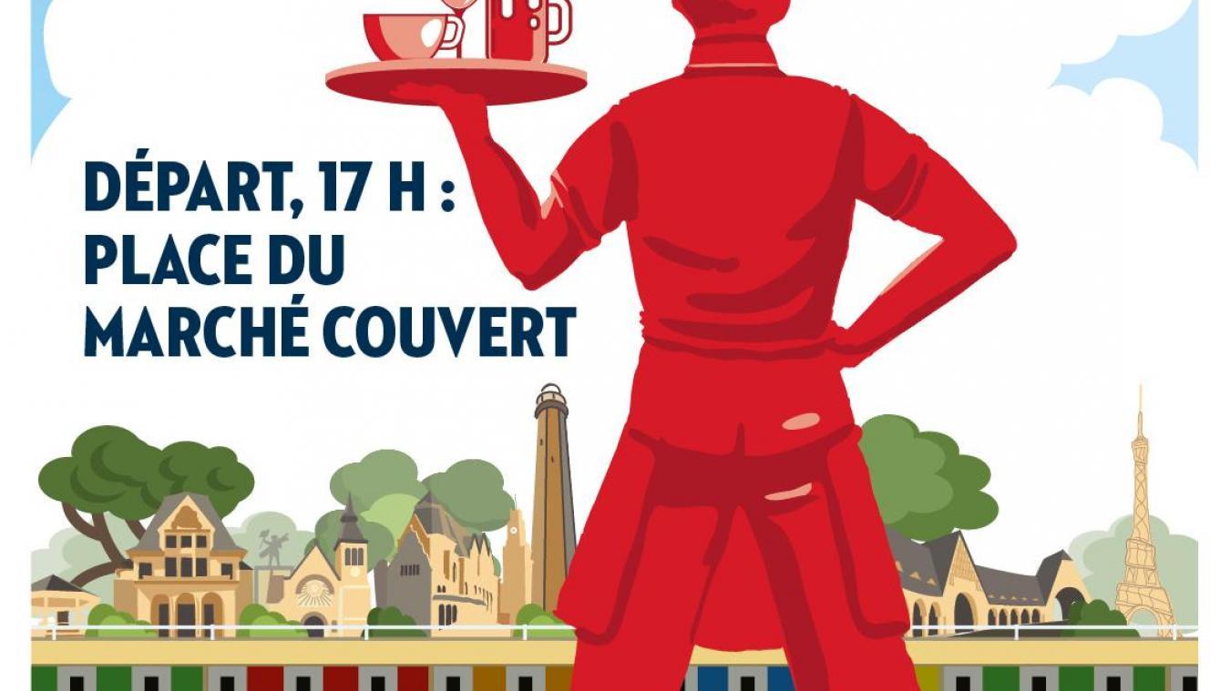 Le Touquet : les garçons de café montreront leur dextérité ce mercredi 11 septembre