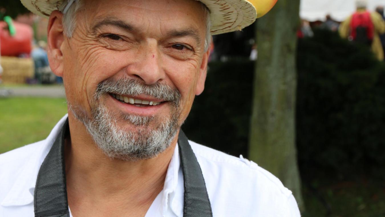 Bertrand Trinel, président des paysages des jardins et des hommes, attend du monde au festival.