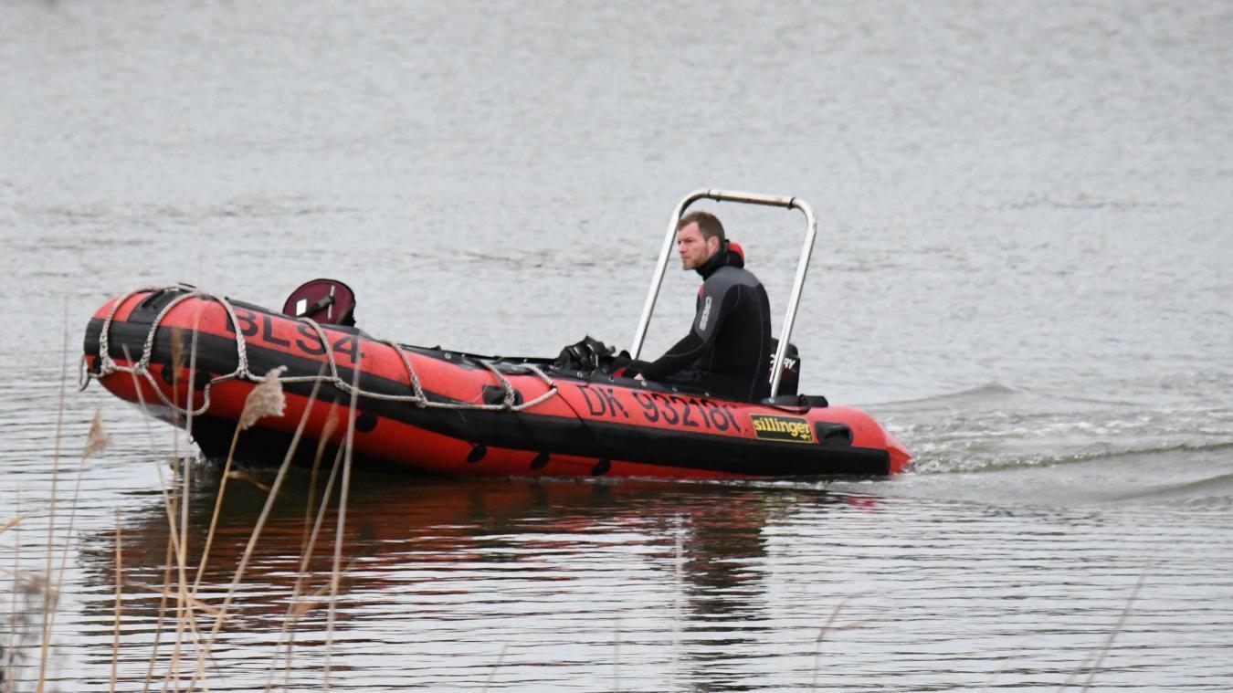 Les sapeurs-pompiers ont inspecté le canal. (Illustration)
