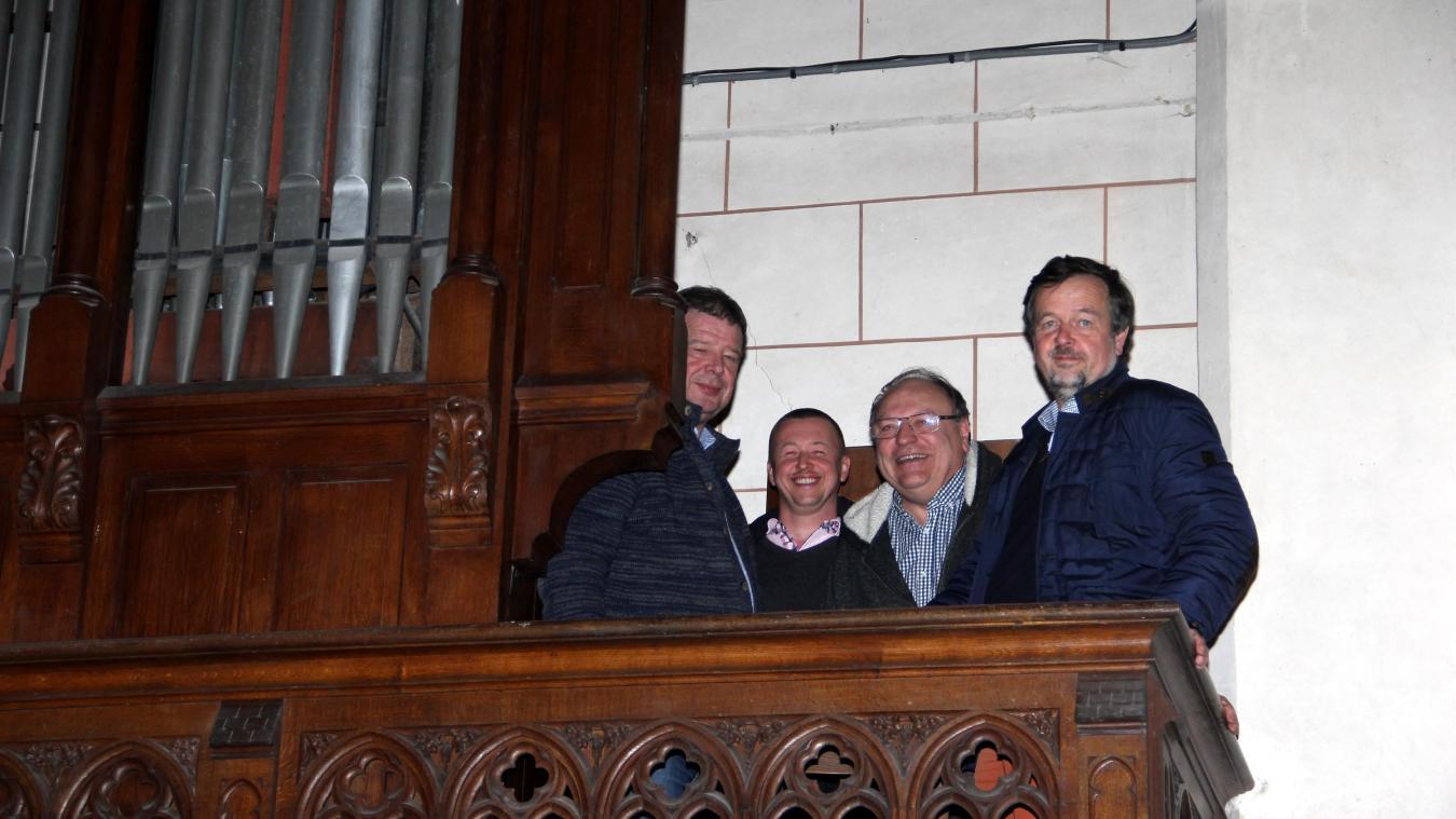 Des membres des associations des Amis des Orgues de Malo-les-bains et d'Armentières proposeront un concert autour de l'orgue afin de récolter des dons.