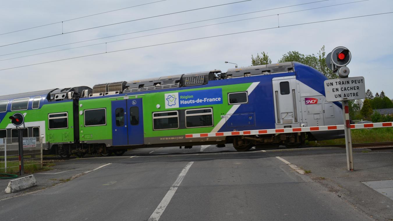 Les faits se sont déroulés dans le train de la ligne Hazebrouck-Arras.