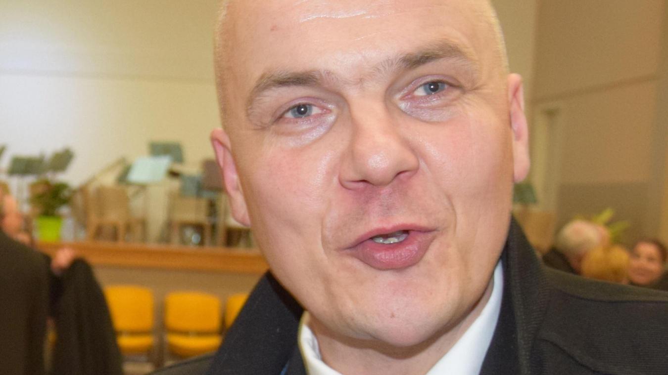 Nœux-les-Mines : Jérôme Antochewicz, candidat du RN