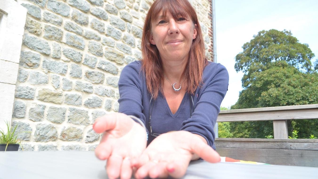 Sylvie Masquelier est magnétiseuse depuis 10 ans maintenant.