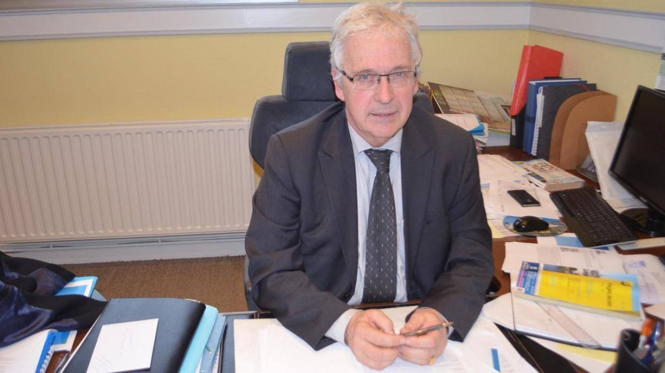 Le député Jean-Pierre Pont ne souhaite pas de candidature LREM « à tout prix » sur le Boulonnais.