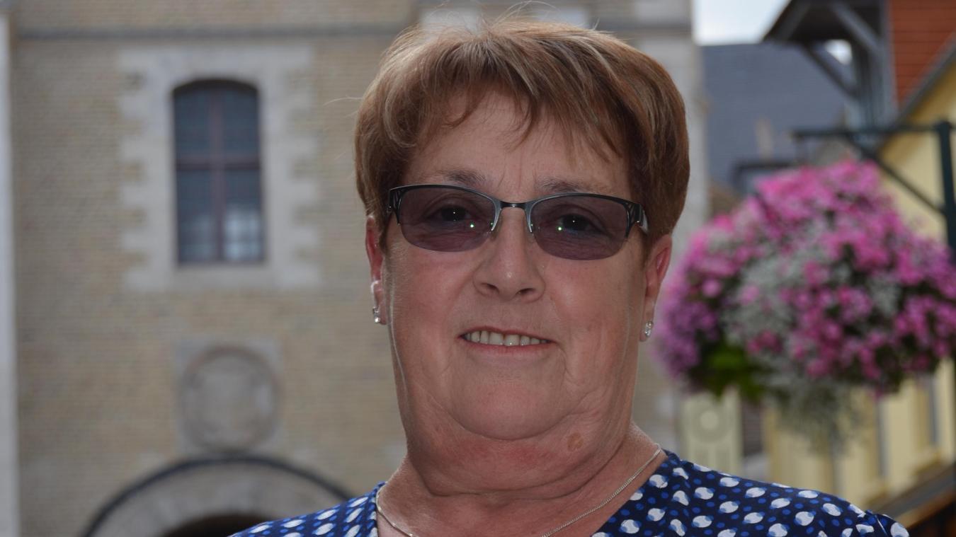 C'est au mois de juin qu'Éveline Kyndt, membre actif de l'association Aire animation patrimoine, a pris la succession d'Aurélien Debacq, démissionnaire, à la fonction de président(e).