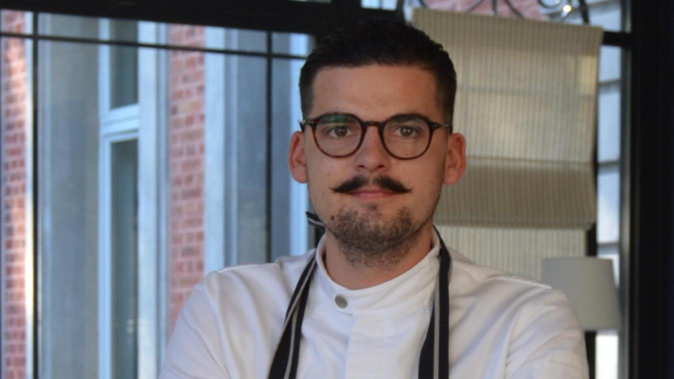 Busnes: Camille Delcroix (Top Chef sur M6) sort un livre