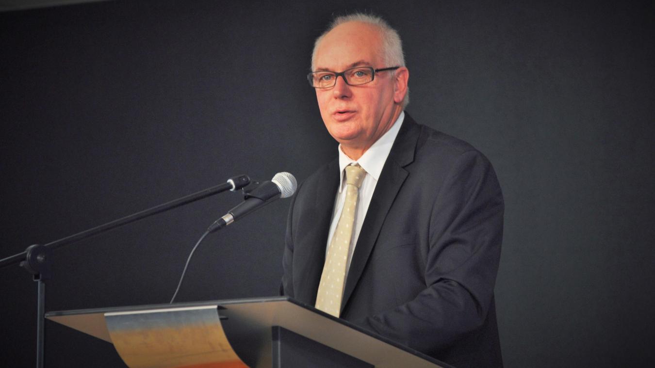 Le maire, Pierre Selin, souhaite pérenniser les différents services déjà présents sur la commune.  © Valérie Perel
