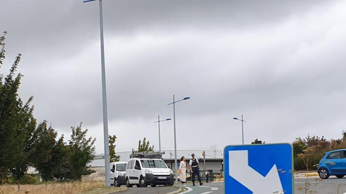 Nœux-les-Mines: toutes les entrées et sorties de la ville contrôlées par la police