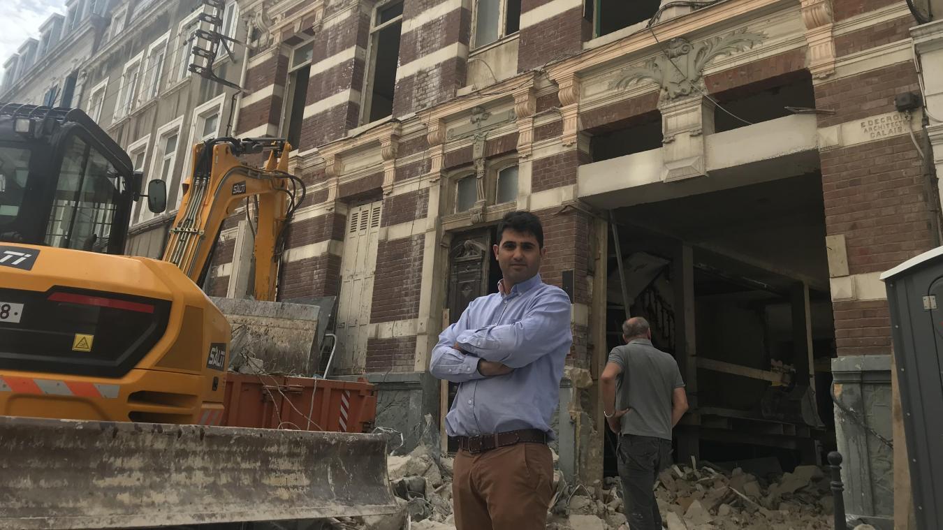 Adem Beyazit est un entrepreneur bien connu puisqu'il est à la tête du groupe Maxi Bât 62.