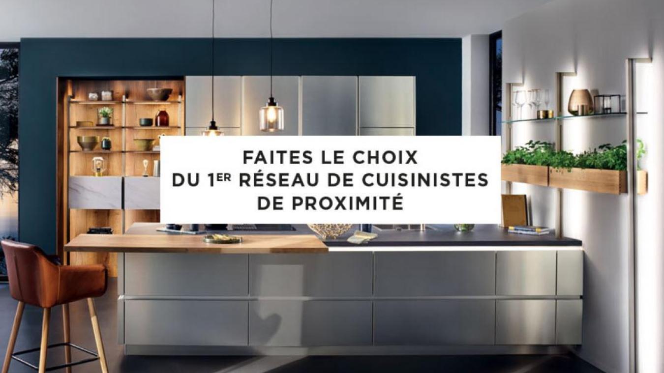 Pour son développement, Cuisine Références Boulogne-sur-Mer recrute un concepteur-vendeur H/F.