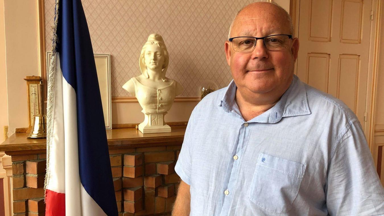 Jean-Philippe Boonaert a pris sa décision : il compte garder son écharpe et brigue un second mandat de maire.