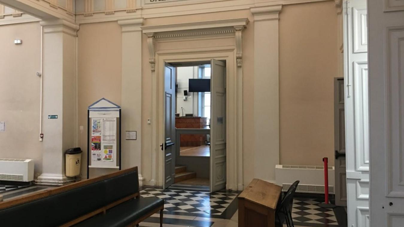 Le procès du meurtre de Romain Gambier se tient à la cour d'Assises du Pas-de-Calais à Saint-Omer jusqu'au 20 septembre.