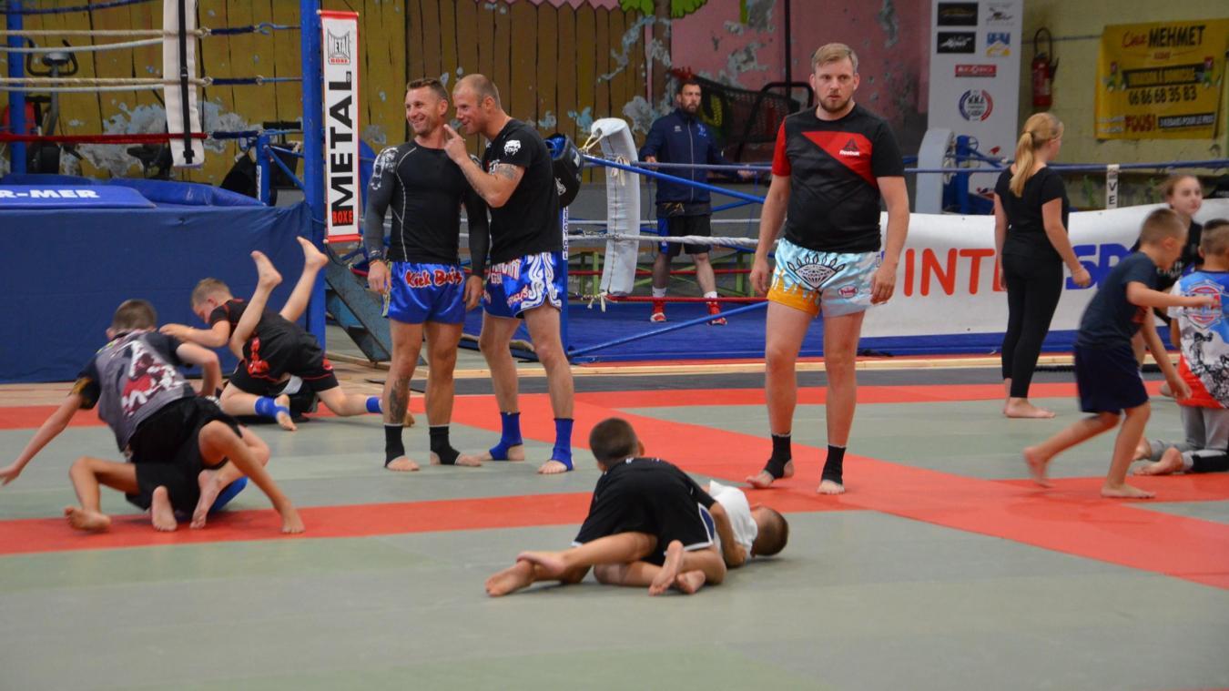 La MMA Pancrace Académie accueille plus de 200 licenciés de tous âges, dans un esprit sportif et familial.
