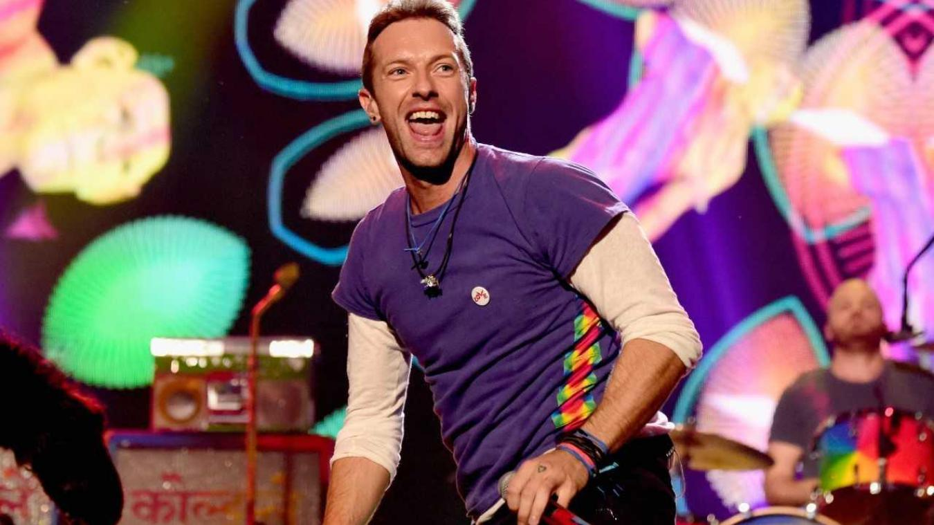 Un tribute de Coldplay sur scène