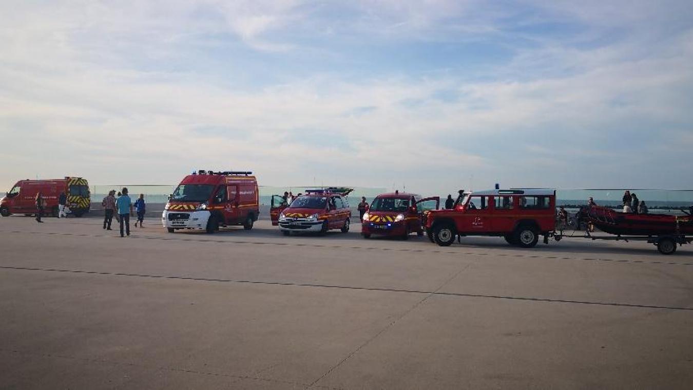 Les véhicules sont revenus en début de soirée à Malo pour un nouveau signalement.