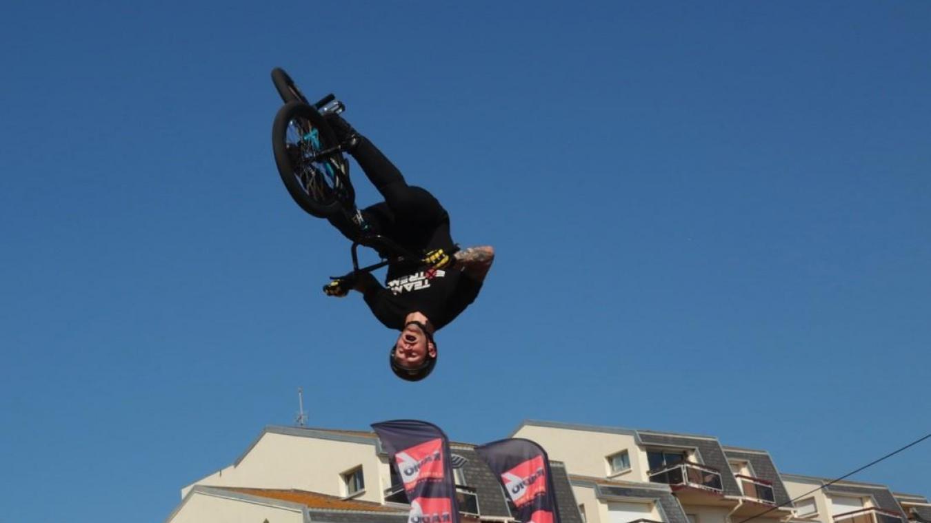 Il va faire « show » à Camiers Sainte-Cécile pour la 3e édition du Free Rider Fest.