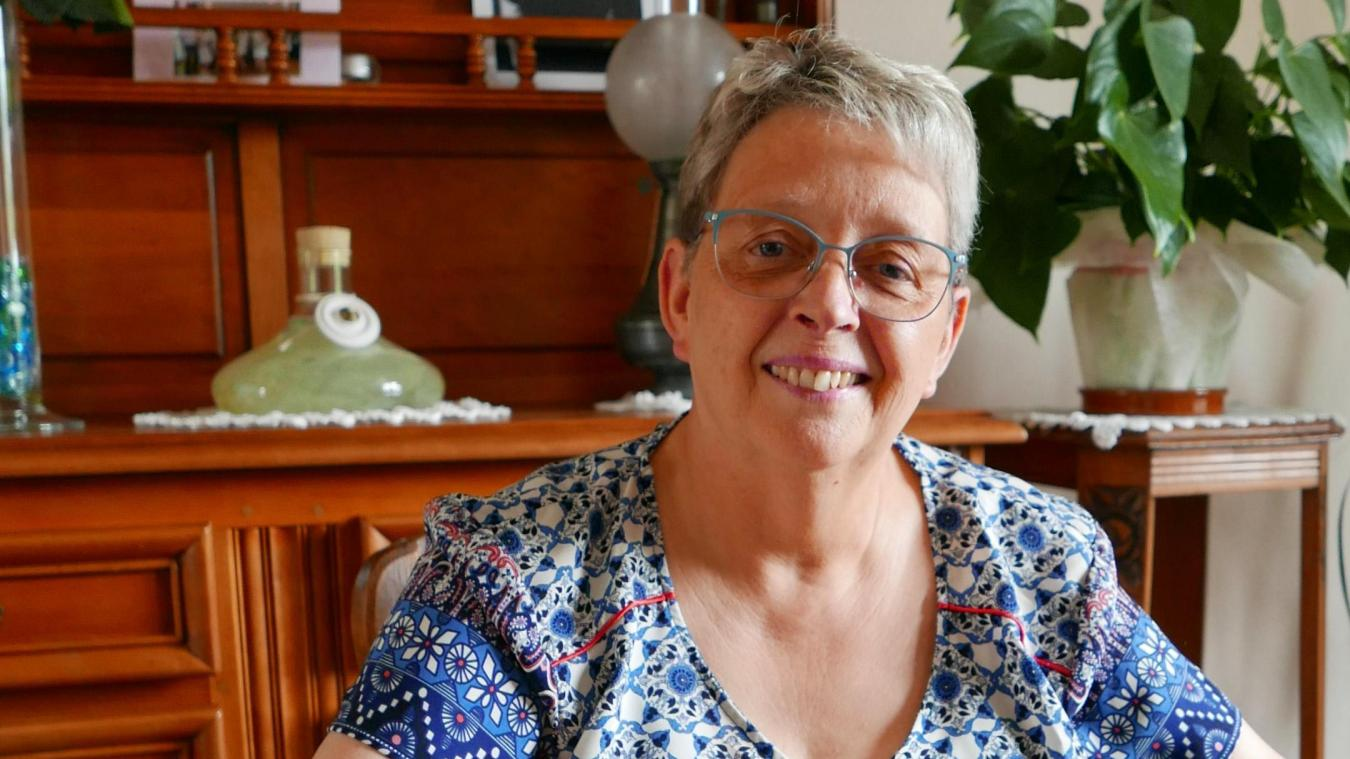 Brigitte Manten préside Alz'Amis, pour un combat contre un mal qui progresse en France.
